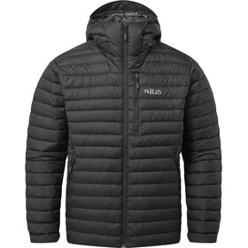 Rab Microlight Alpine Jacket Men, black
